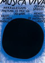 Konzert ›Musica viva‹ (13.12.1963)