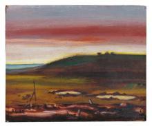 Ohne Titel (Landschaft), 1942