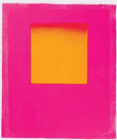 WVG 75-2 leuchtrot und gelb, 1965