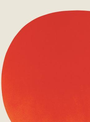 Geiger, Rupprecht, Detail aus 478/67 (WV 455), 1967, Acryl/Lwd, 210 x 195 cm