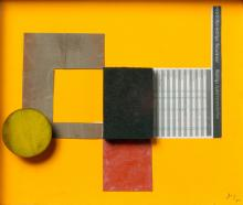 Collage, 1990
