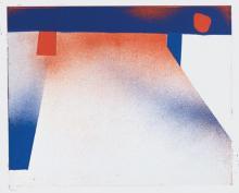 WVG 6 blau – rot, 1948